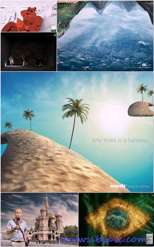 دانلود تصاویر خلاقانه شماره 20 Creative Pack
