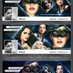 دانلود سری 15 کاور تایم لاین فیس بوک Photographer's FB Timeline Covers