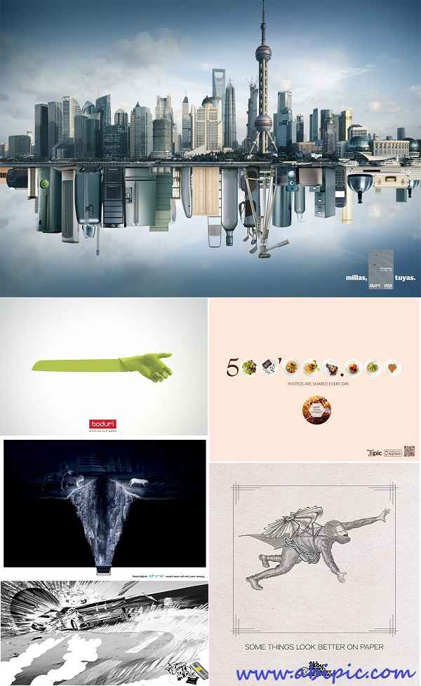 دانلود تصاویر خلاقانه شماره 21 Creative Pack