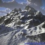 دانلود مدل 3 بعدی کوه و کوهستان برای سینما 4 بعدی Infinite Mountains for Cinema 4D