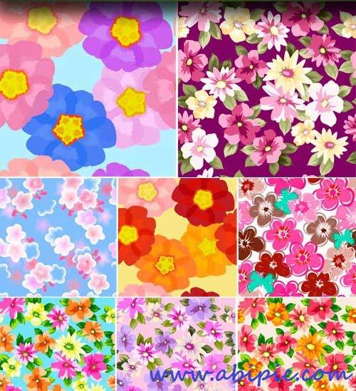 دانلود وکتور پترن و الگوهای پیوسته شماره 8 Abstract Elegance Seamless pattern