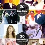 دانلود اکشن و فیلتر فتوشاپ برای عکس های عروسی Wedding Photoshop Actions