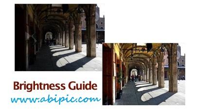 دانلود نرم افزار Brightness Guide 2.2 Portable