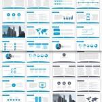 دانلود قالب حرفه ای پاورپوینت شماره 10 Professional PowerPoint Presentation