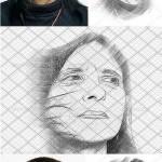 دانلود اکشن حرفه ای تبدیل عکس به نقاشی شماره 2 Pure Art Hand Drawing