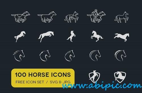 دانلود آیکون اسب Horse Icons