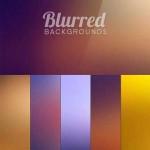 دانلود سری 20 بگراندهای لایه باز فتوشاپ PSD Ultimate Blurred Background