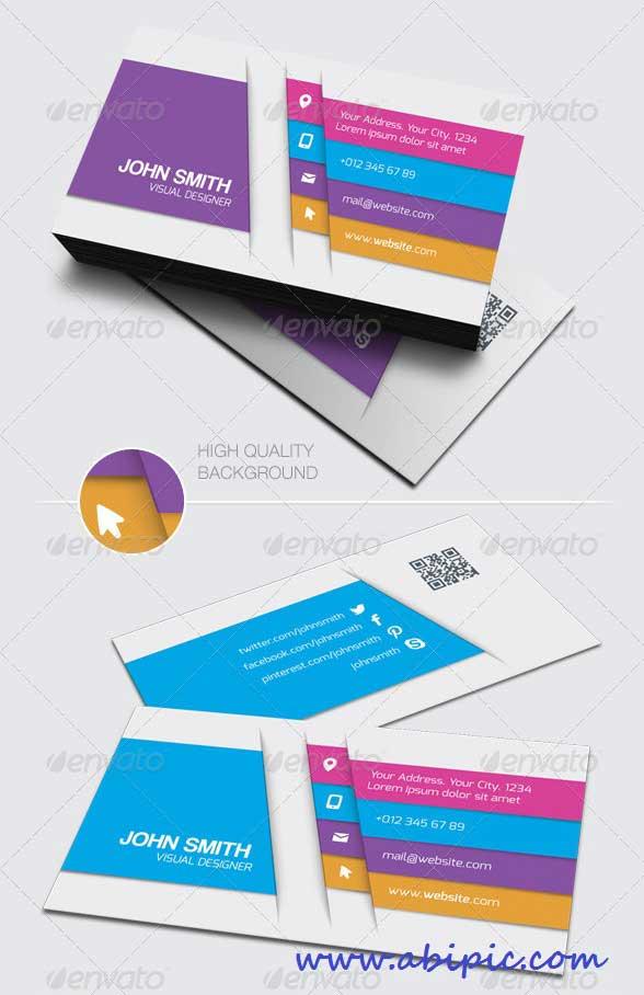 دانلود کارت ویزیت خلاقانه شماره 10 Creative Business Card