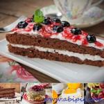 دانلود تصاویر استوک کیک های خوشمزه شماره 2 Photos Sweet Cakes