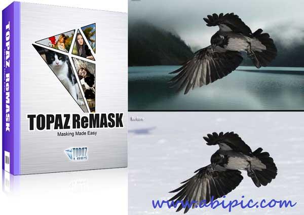 دانلود افزونه فتوشاپ برش عکس Topaz ReMask 4.0.0