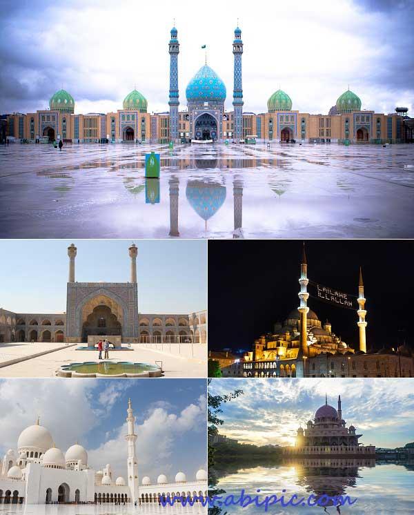 دانلود تصاویر استوک مسجد با کیفیت بالا