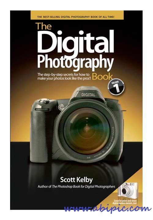 کتاب آموزش عکاسی دیجیتال اسکات کلبی جلد اول Digital Photography Book Vol 1