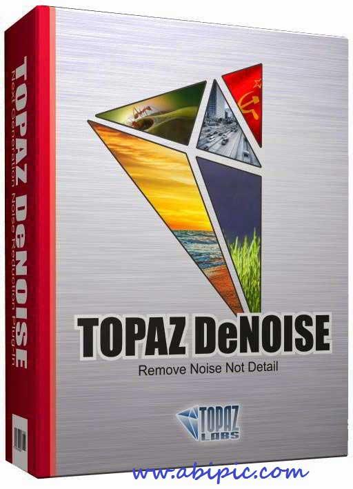دانلود پلاگین فتوشاپ حذف نویز Topaz DeNoise 5.1.0 DC 04.12.2014