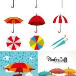 وکتور چتر سری شماره 2 Vector – Umbrella