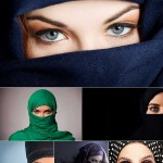 دانلود تصاویر استوک زن و حجاب Women in Hijab