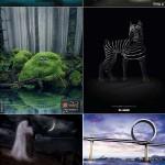 دانلود مجموعه تصاویر خلاقانه سری 33 Creative advertising