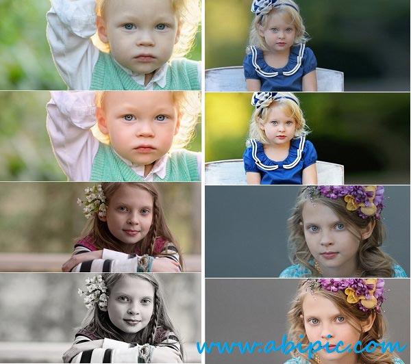 دانلود اکشن آرایش و روتوش عکس و پوست Essentials & Miracle Makeover Photoshop Actions