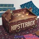 دانلود وکتور طرح بسته بندی شیک و زیبا HipsterBox