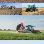دانلود تصاویر استوک کشاورزی و تراکتور Stock Photos Sowing Harvest