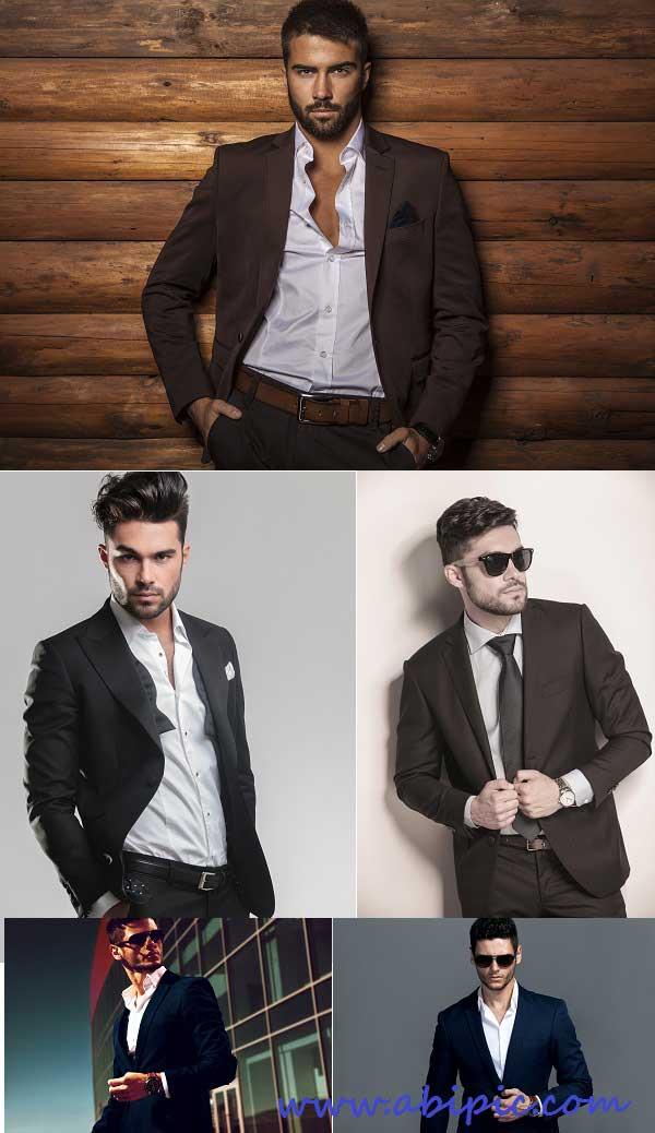 دانلود تصویر استوک مرد در کت و شلوار شماره 3 Man in suit