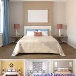 دانلود تصاویر استوک اتاق خواب Bedroom interior – Stock Photo