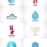 دانلود مجموعه وکتور لوگو شماره 12 Logos Vector Collection