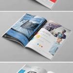 دانلود 6 نمونه طرح لایه باز مجله Magazine Ad PSD Template Pack