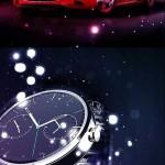 آکشن فتوشاپ ساخت نقاط نورانی و درخشان Brightum PS Action