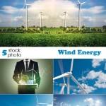 دانلود تصاویر استوک انرژی باد Stock Photos Wind Energy