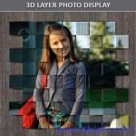 دانلود طرح لایه باز افکت عکس هنری شماره 6 3D Layer Photo Display