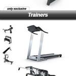 دانلود تصاویر استوک دستگاه و وسایل بدنسازی Trainers Stock Images