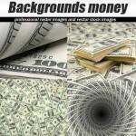 دانلو تصاویر استوک پس زمینه پول Backgrounds money