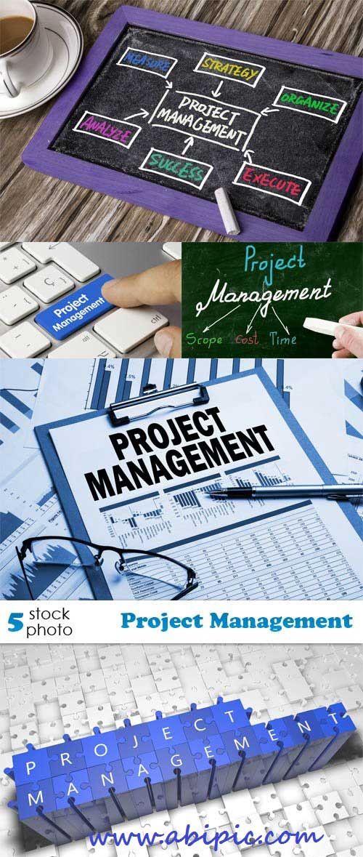 دانلود تصاویر استوک مدیریت پروژه Project Management