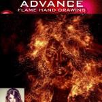 دانلود اکشن فتوشاپ شعله و آتش Advance Flame Hand Drawing