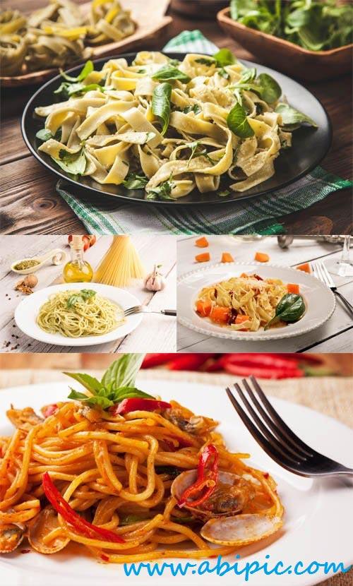 دانلود تصاویر استوک پاستا و اسپاگیتی Stock Photos Pasta and Spaghetti