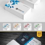 دانلود طرح لایه باز کارت ویزیت شماره 146 Business Card Bundle PSD