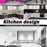 دانلود تصاویر استوک طراحی و دکوراسیون آشپزخانه Kitchen design