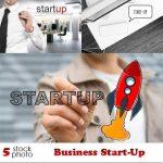 دانلود تصاویر استوک با موضوع استارت آپ یا شرکت های نوپا Photos – Business Start-Up