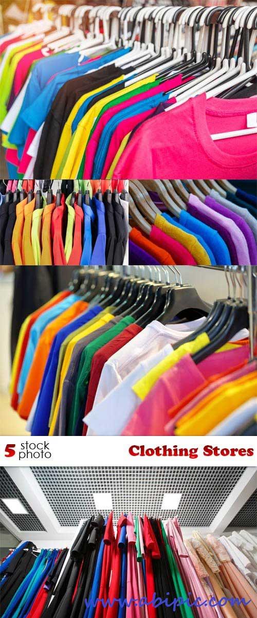 دانلود تصاویر استوک فروشگاه لباس Photos - Clothing Stores