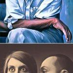 دانلود اکشن فتوشاپ تبدیل عکس به نقاشی رنگ روغن Oily Photography Action