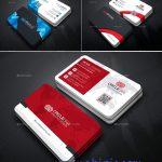 دانلود 5 طرح لایه باز کارت ویزیت زیبا و خاص شماره 148